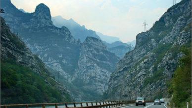 W drodze do Mostaru