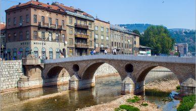 Sarajewo na fotografiach