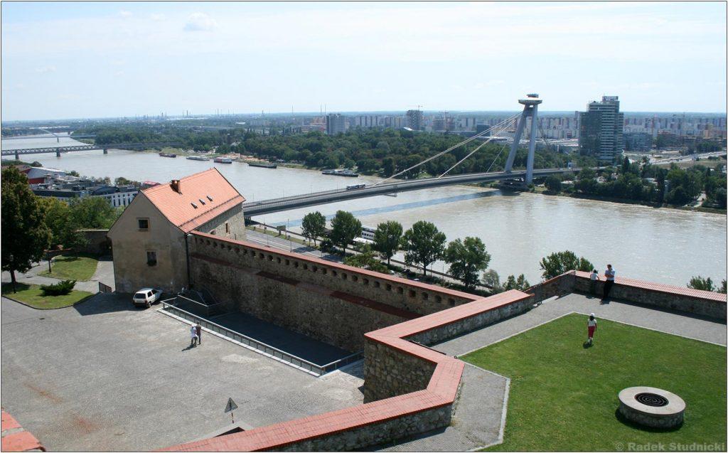 Bratysława - Dunaj