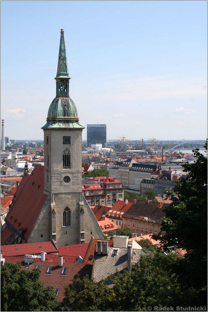 Panorama Bratysławy