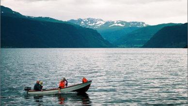 Balestrand: Sognefjord