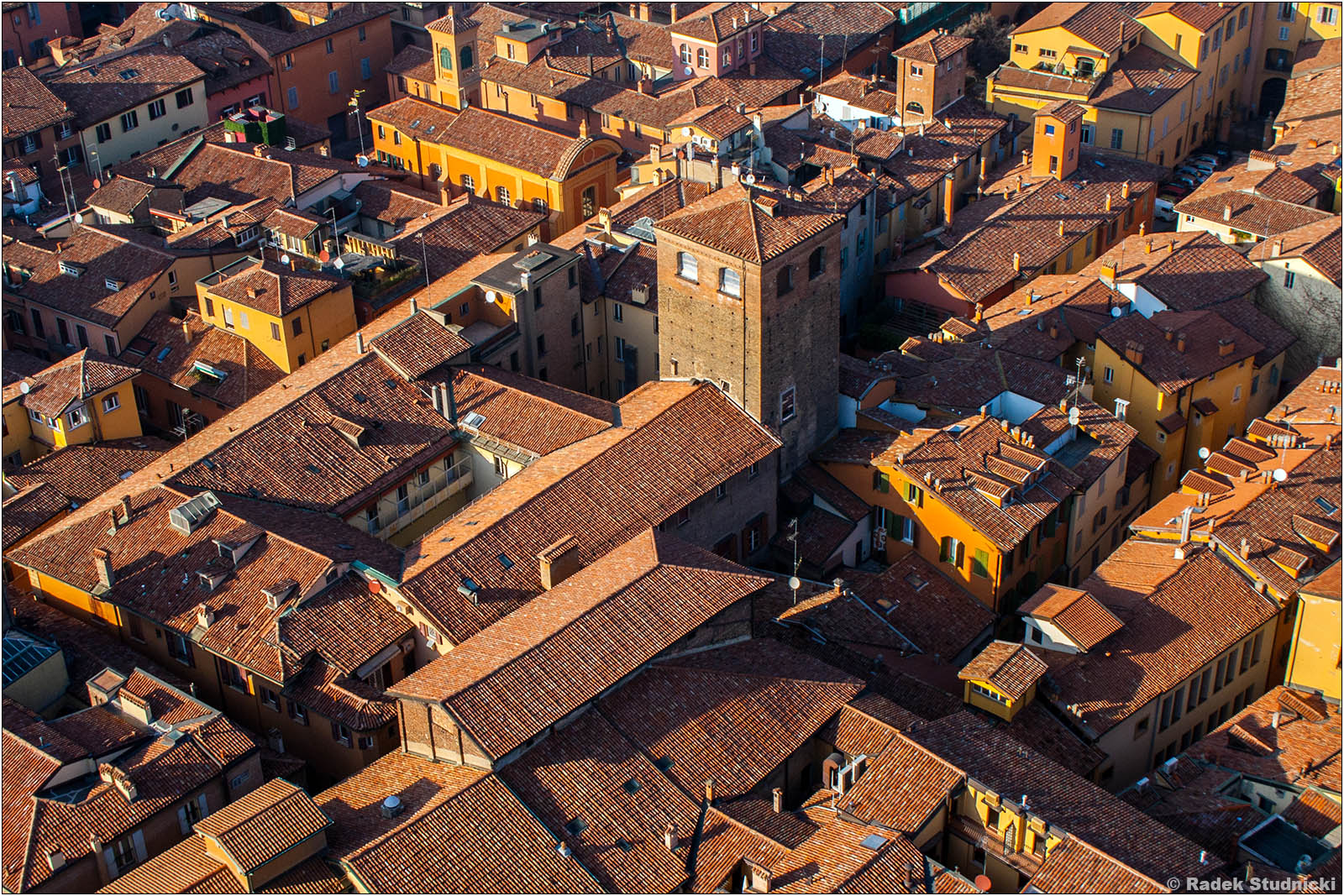 Dachy Bolonii