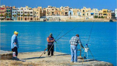 Maltańscy rybacy