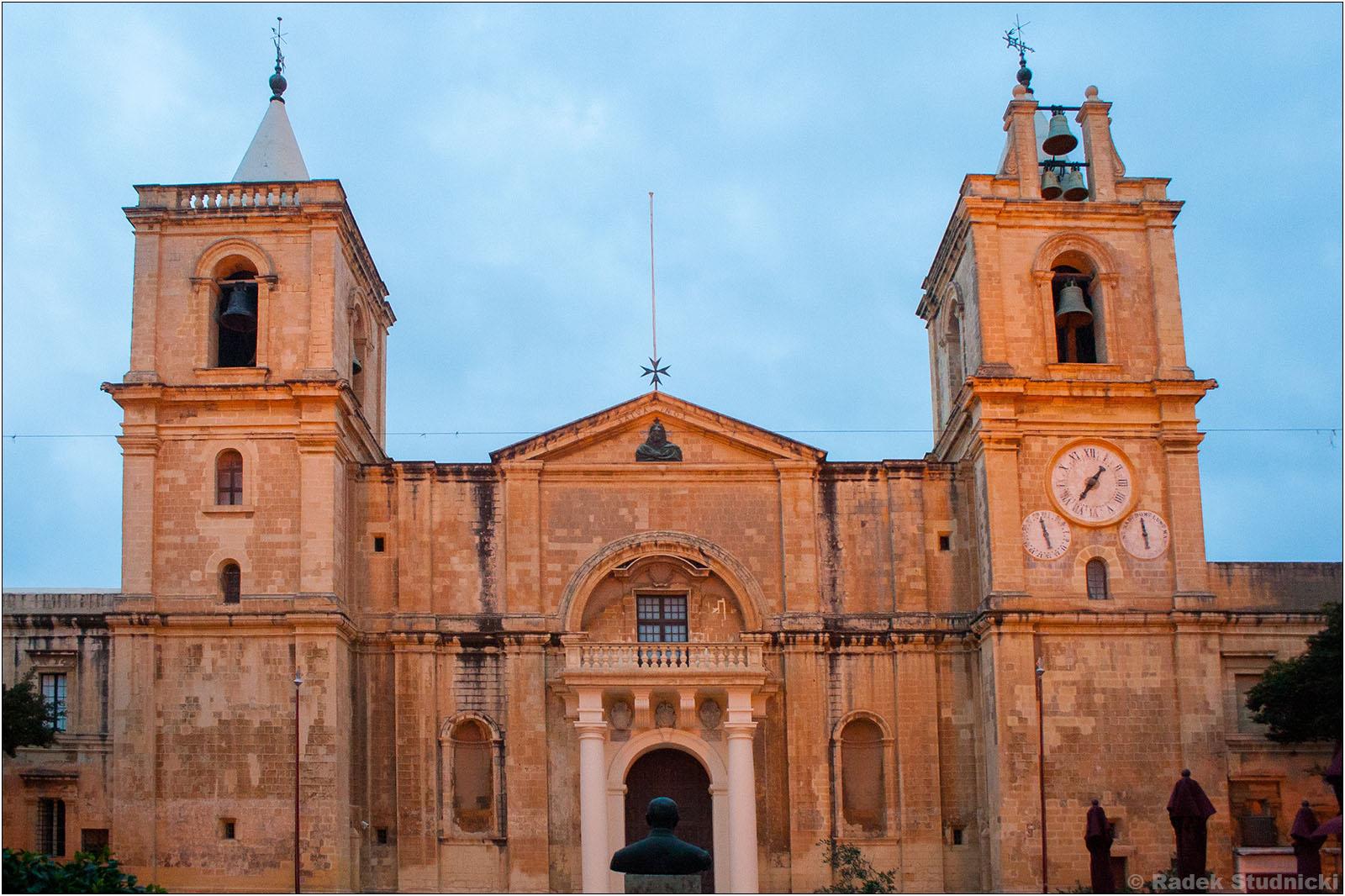 Konkatedra św.Jana w Valletcie