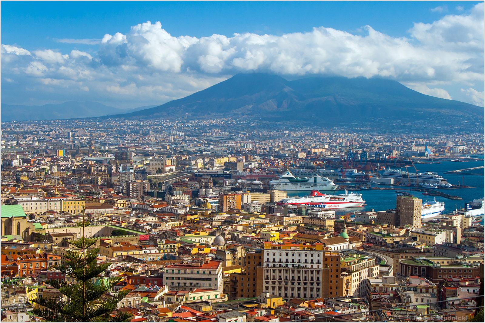 Neapol na fotografiach