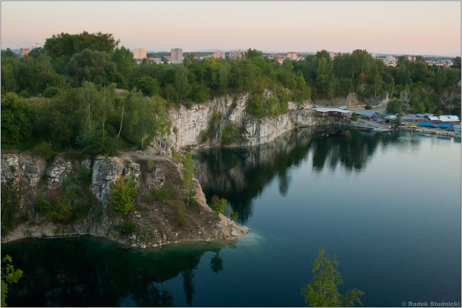Gdzie nad wodę z Krakowa