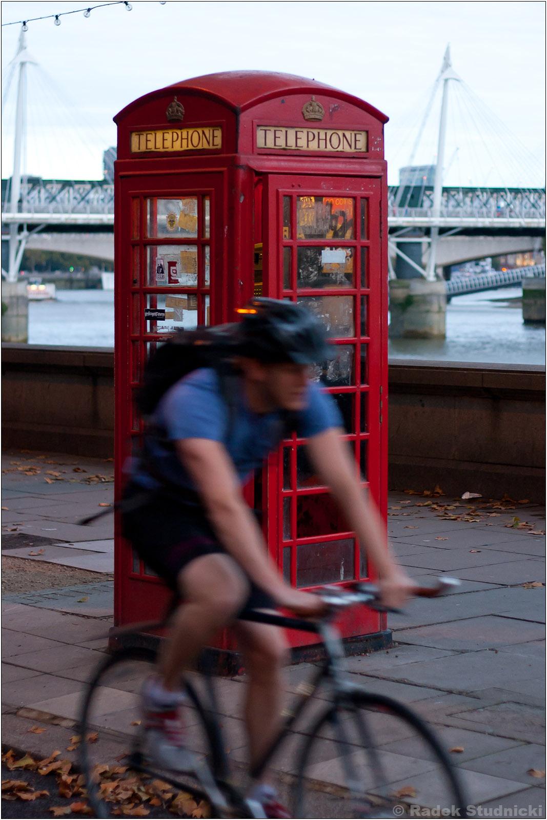 Czerwona budka londyńska