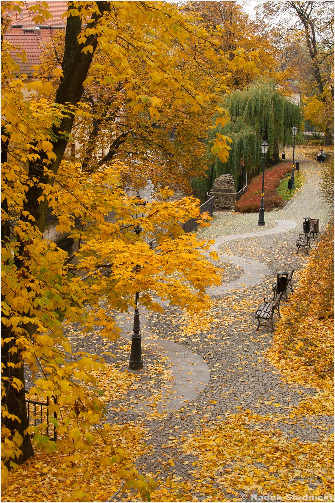 Jesień w Kłodzku