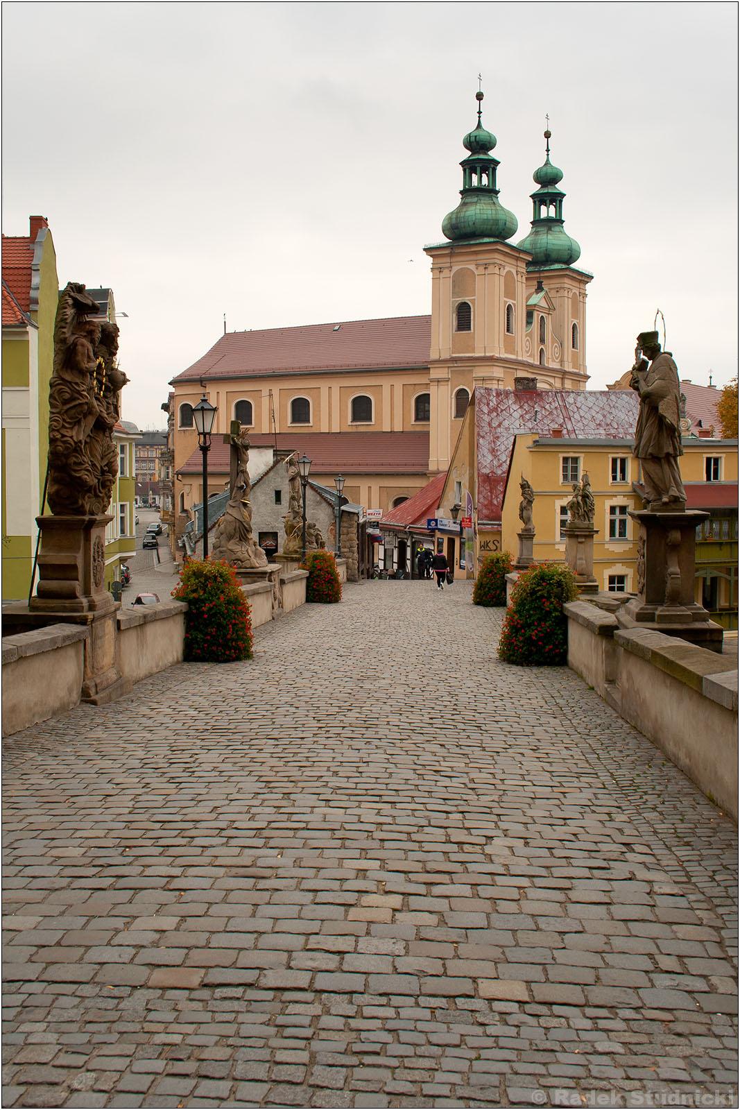 Stary most gotycki w Kłodzku