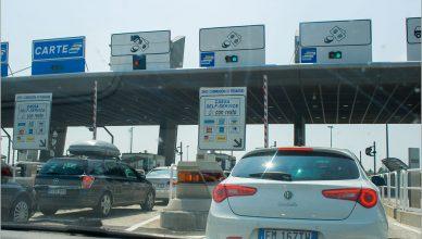 Samochodem do Włoch