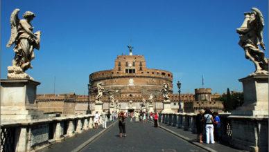 Zamek Anioła w Rzymie