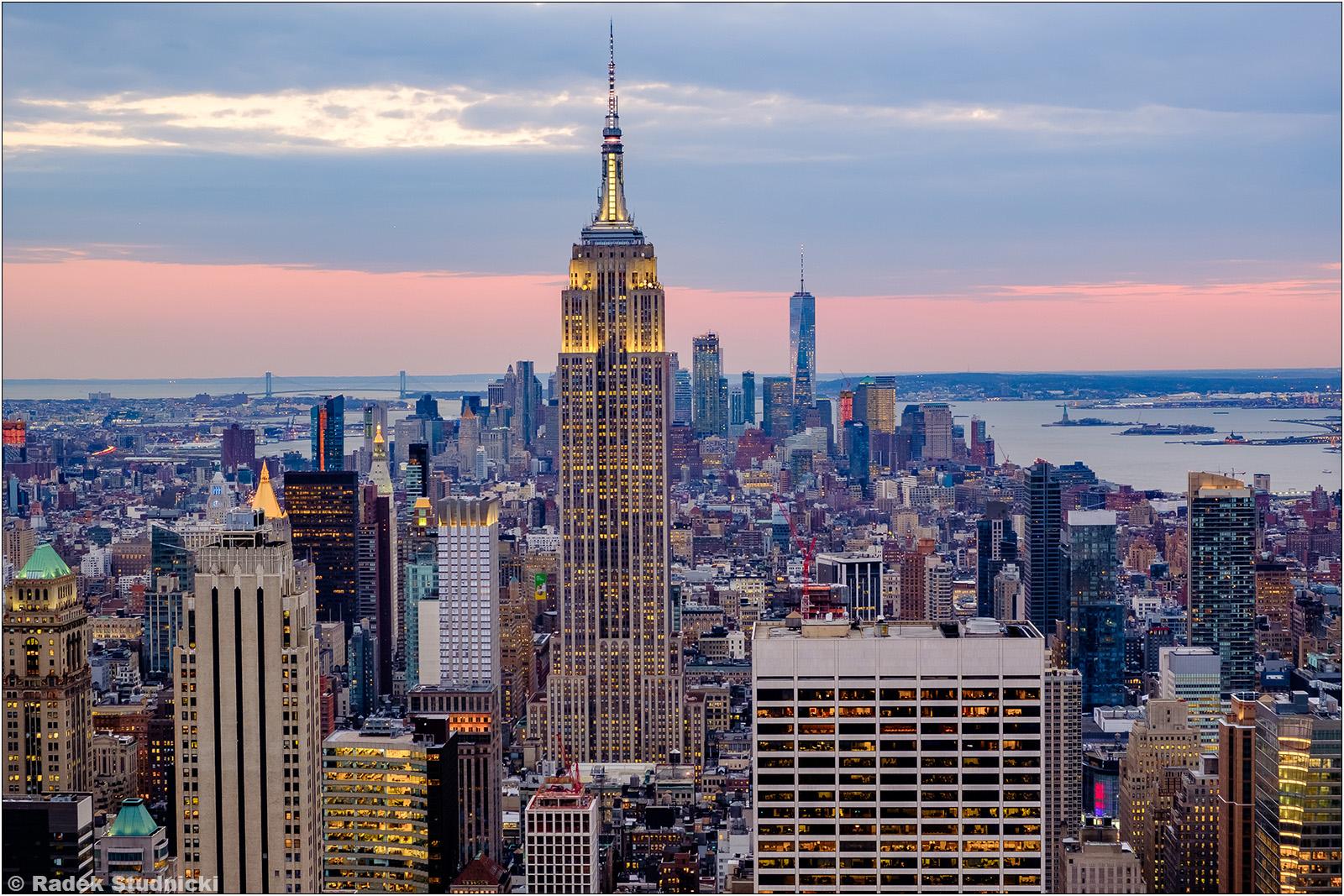 Nowy Jork z góry