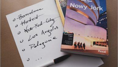 Podróżnicza lista marzeń