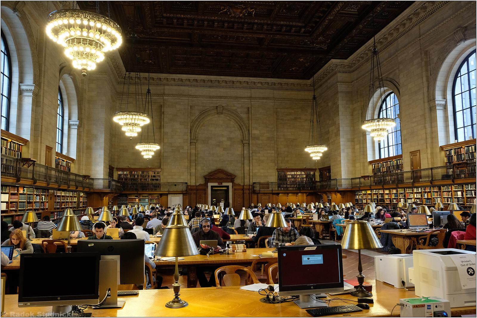 Nowojorska Biblioteka Publiczna