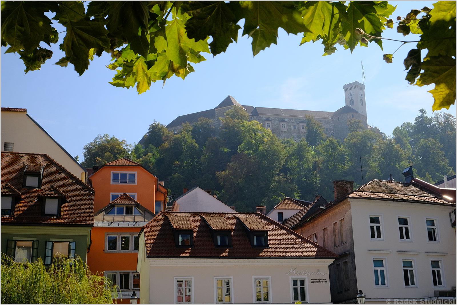 Zamek lublański