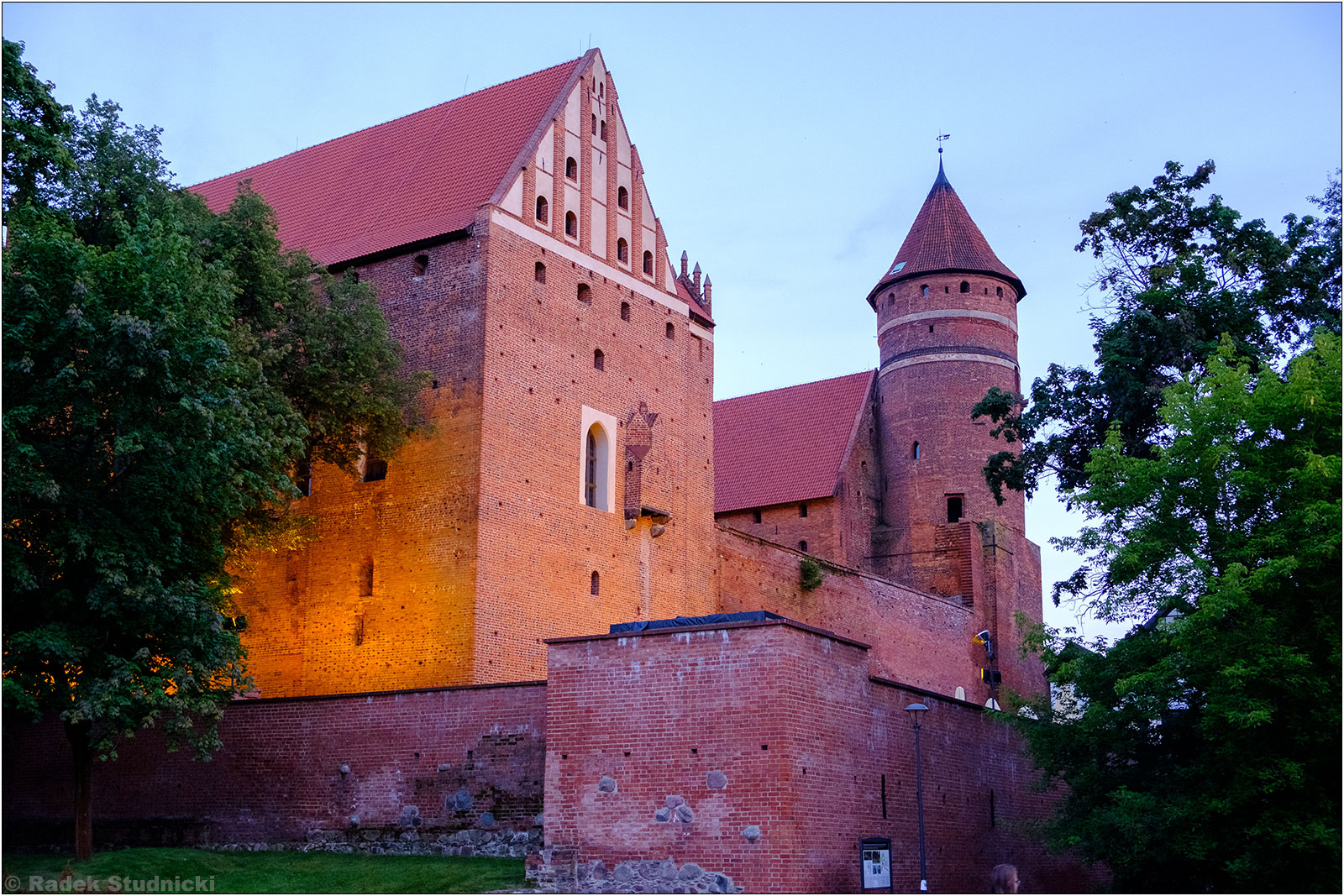 Zamek Kapituły Warmińskiej