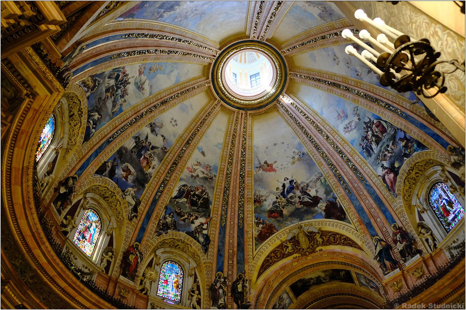 Kościół św.Franciszka w Madrycie