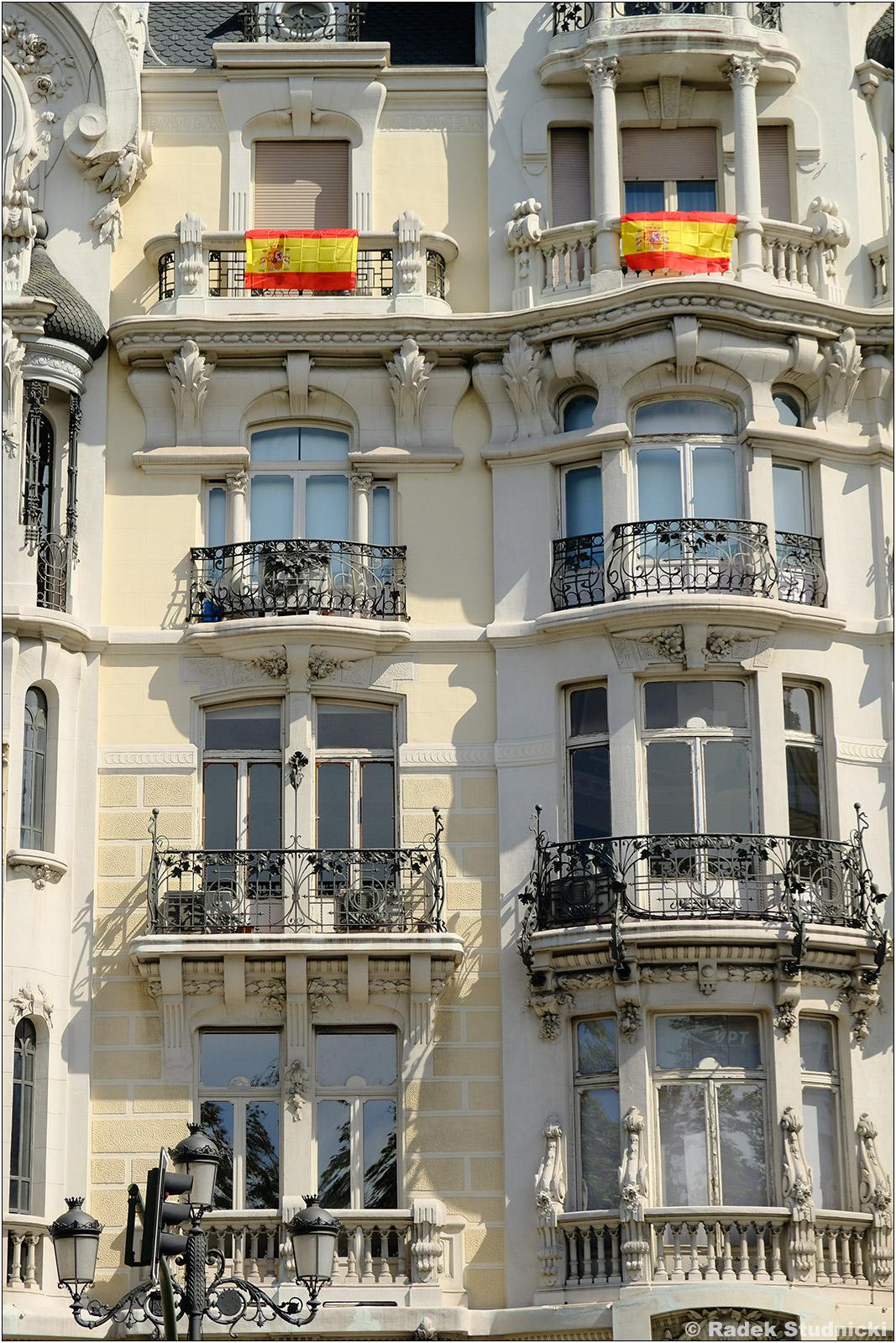 Okna Madrytu
