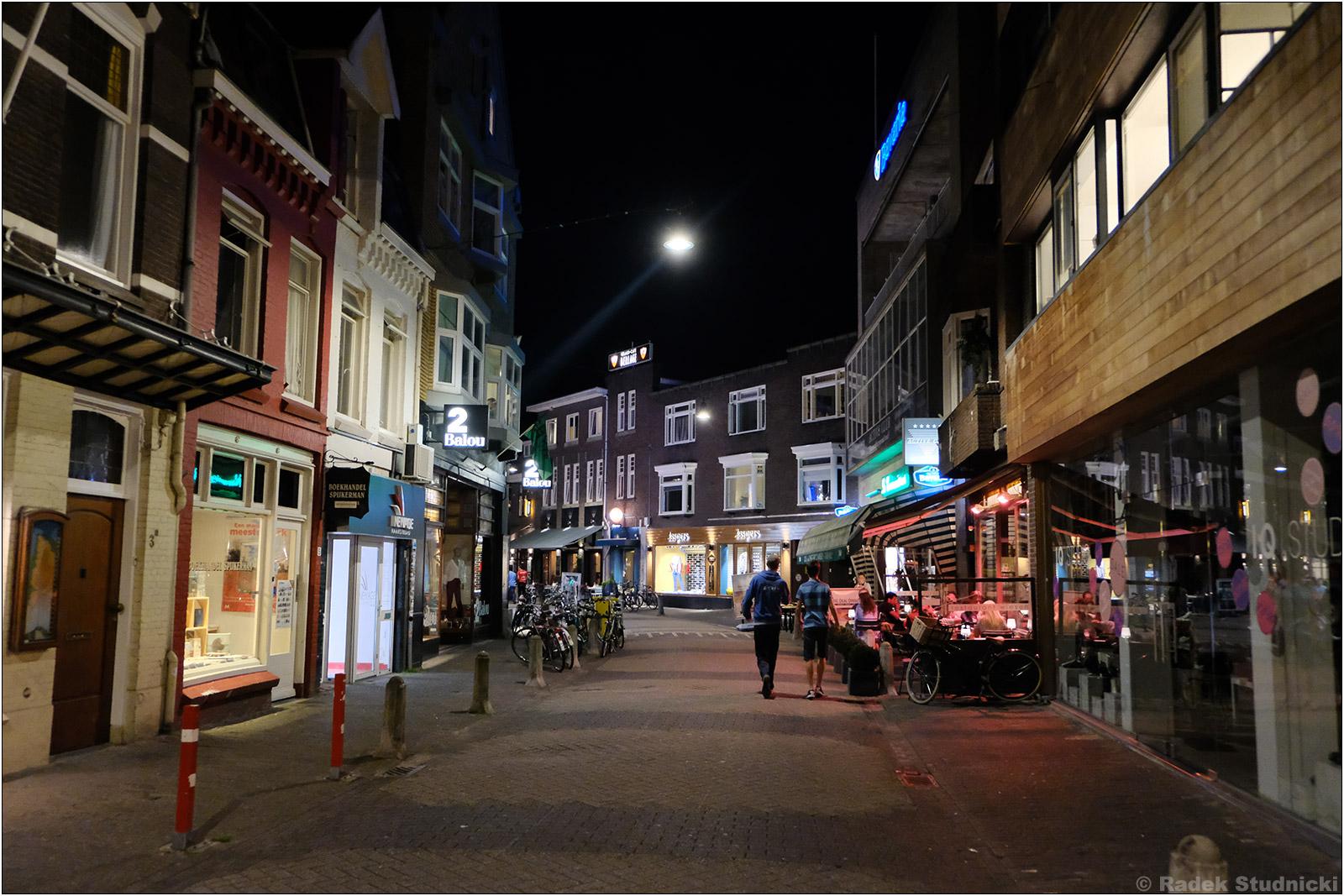 Eindhoven nocą