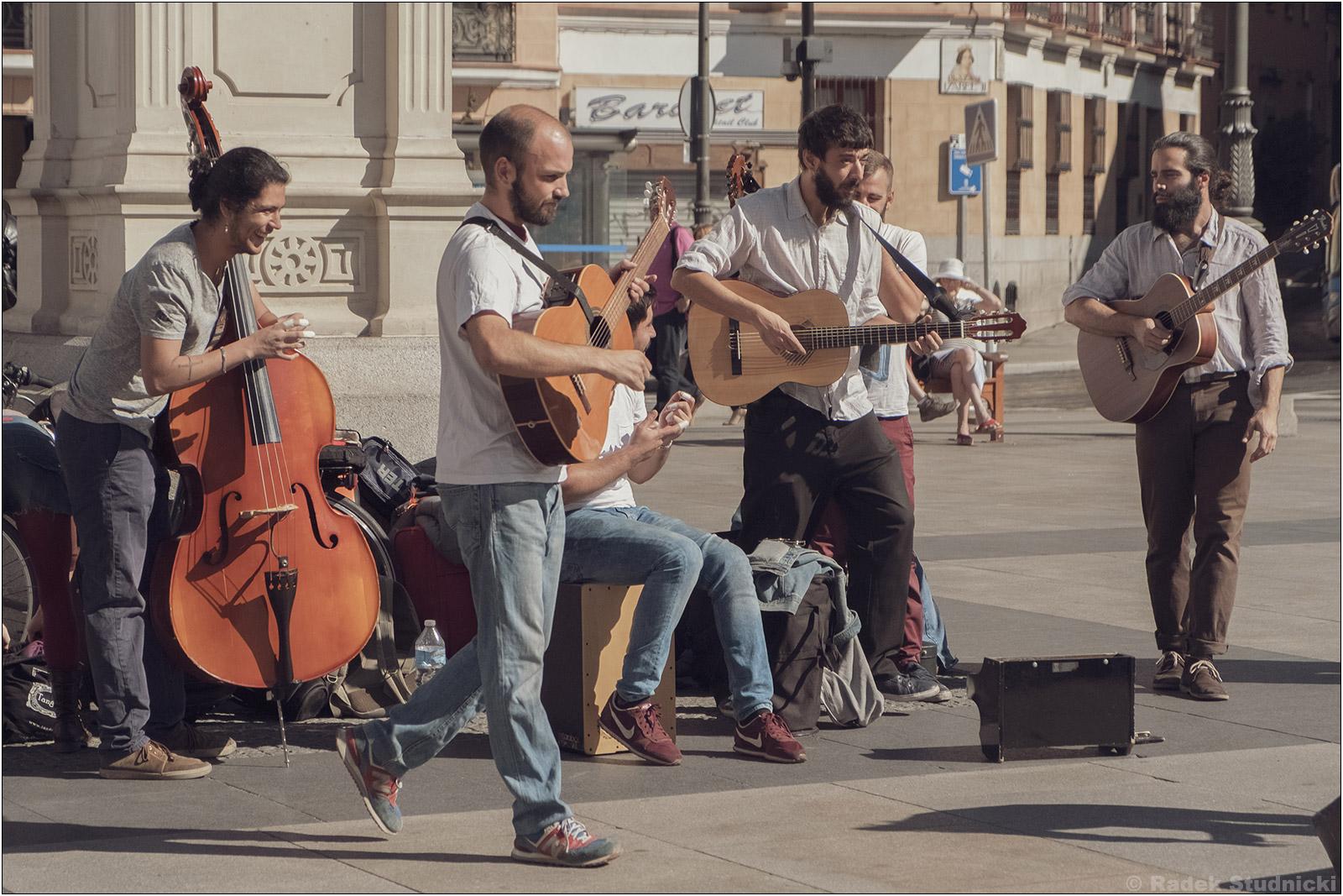 Gitarzyści flamenco