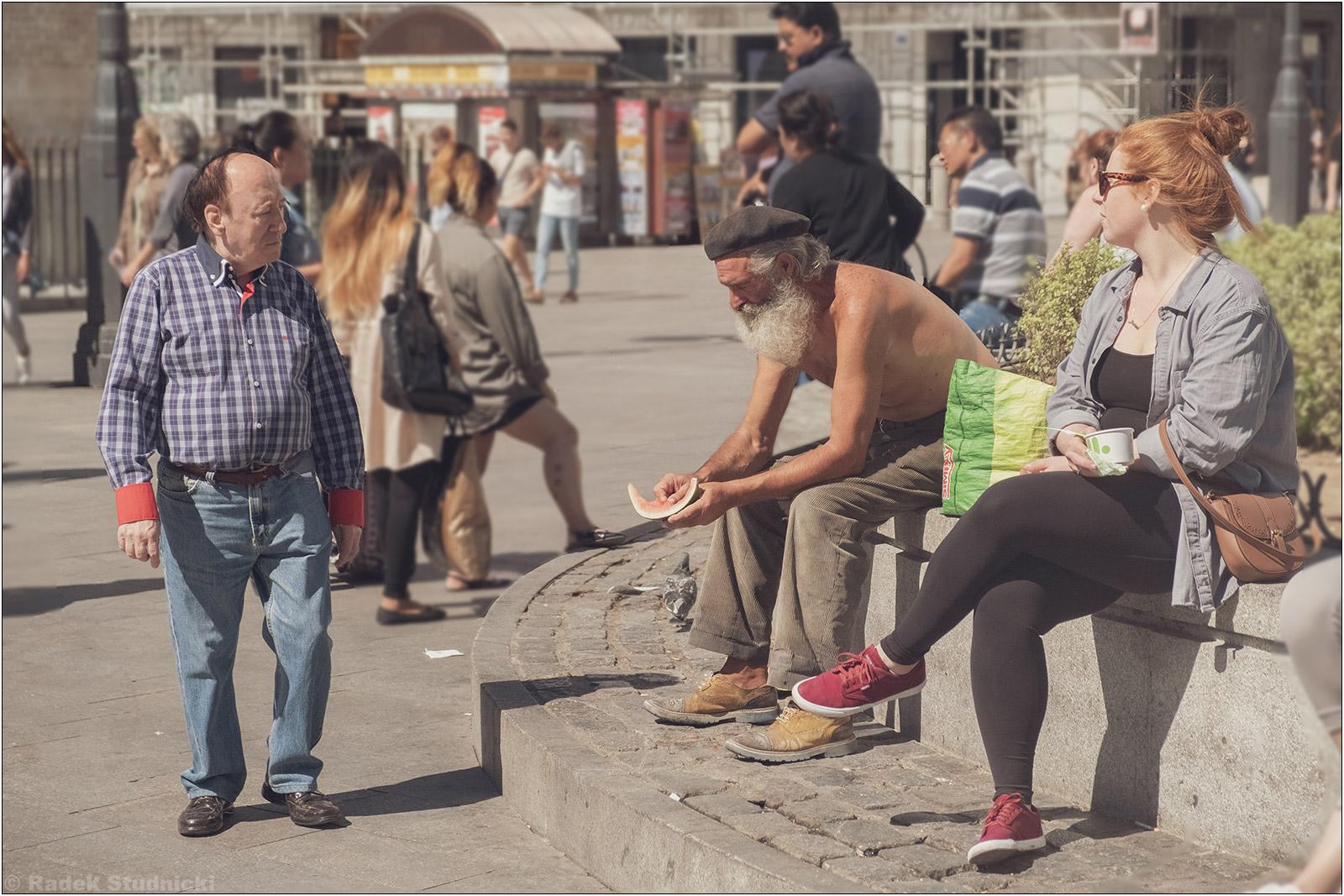 Ulice Madrytu