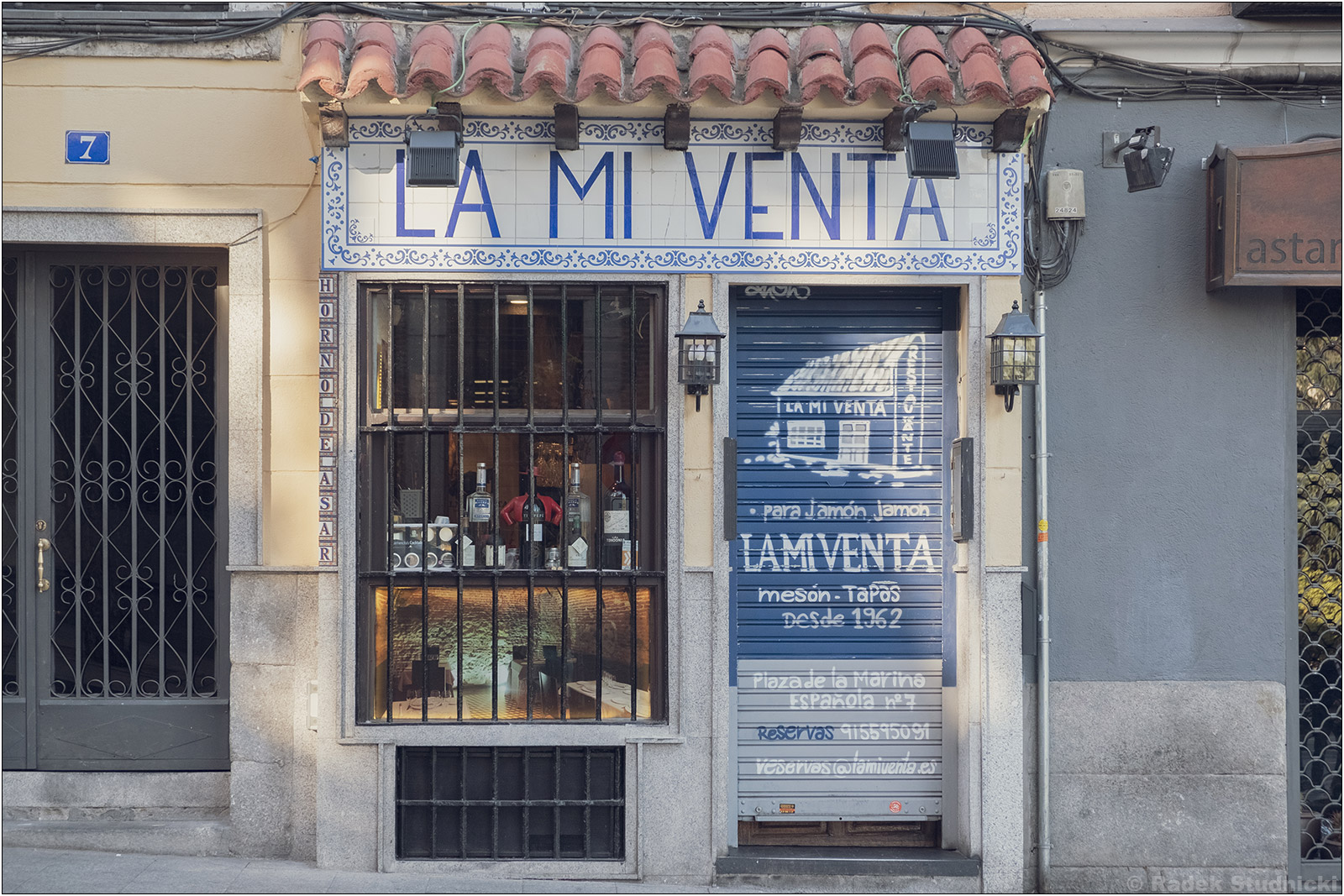 Restauracja La mi Venta