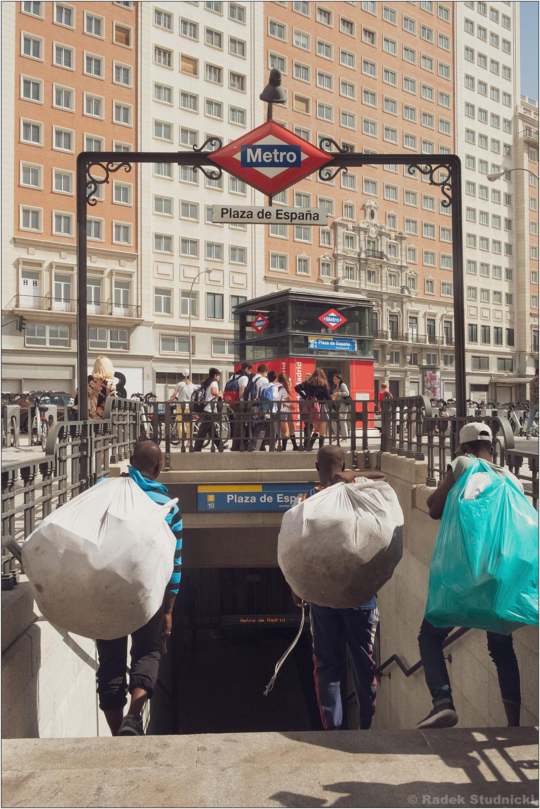 Ucieczka do metra