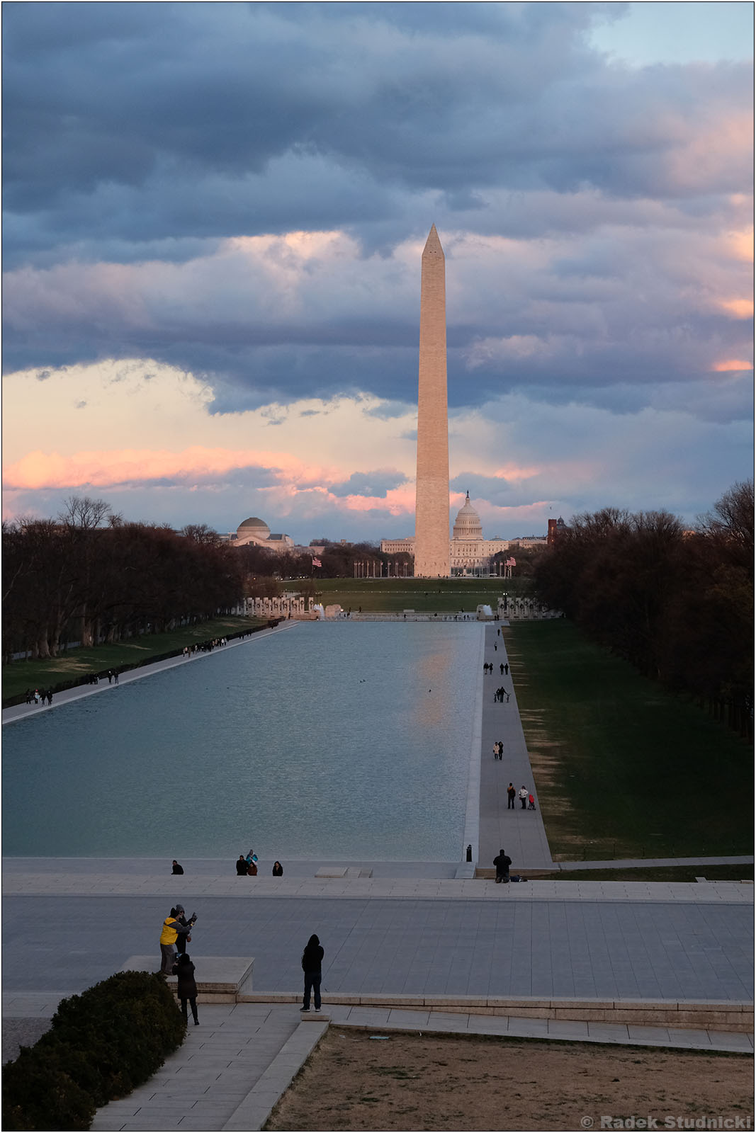 National Mall w Waszyngtonie