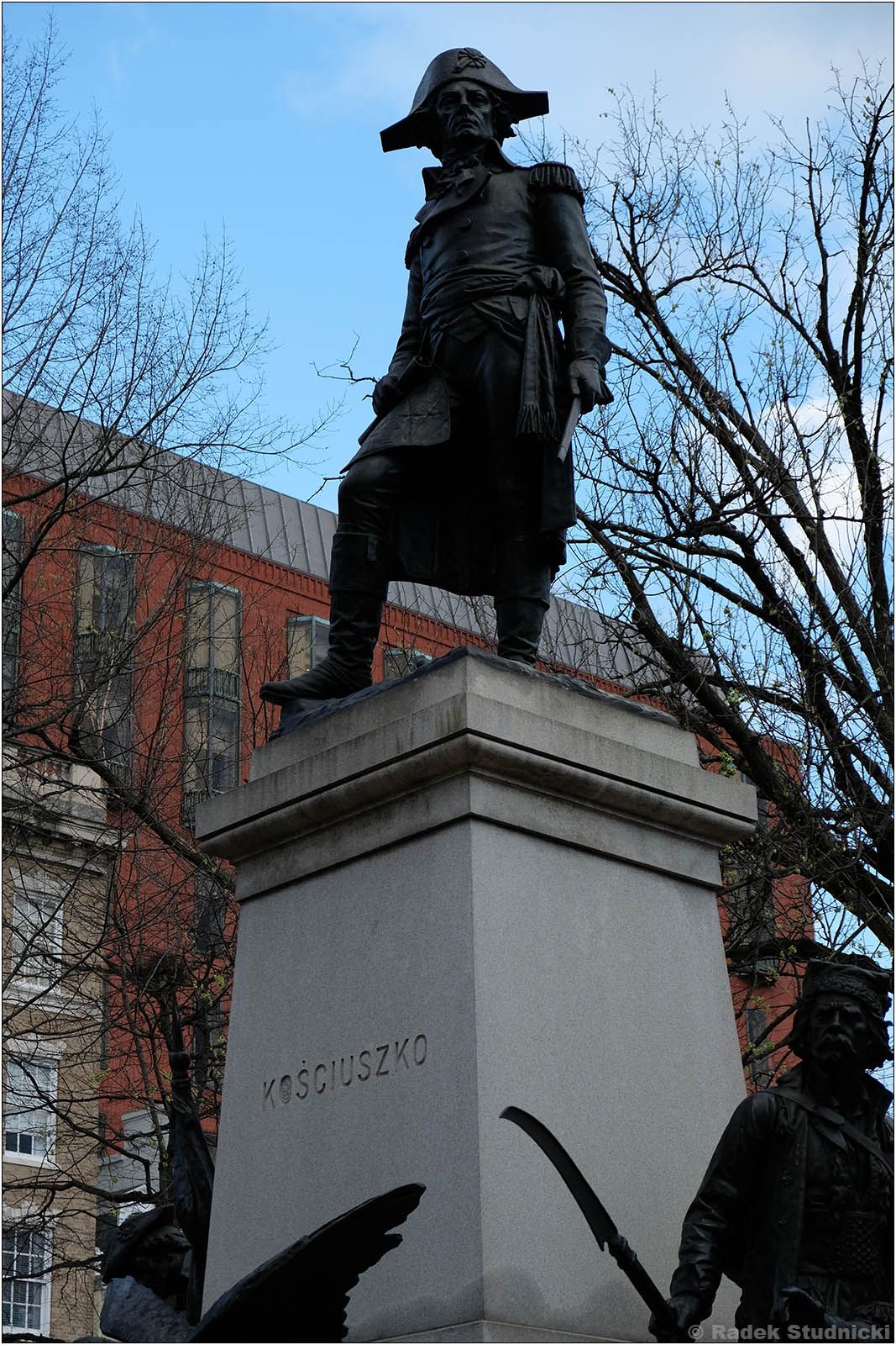 Pomnik Tadeusza Kościuszki w Waszyngtonie