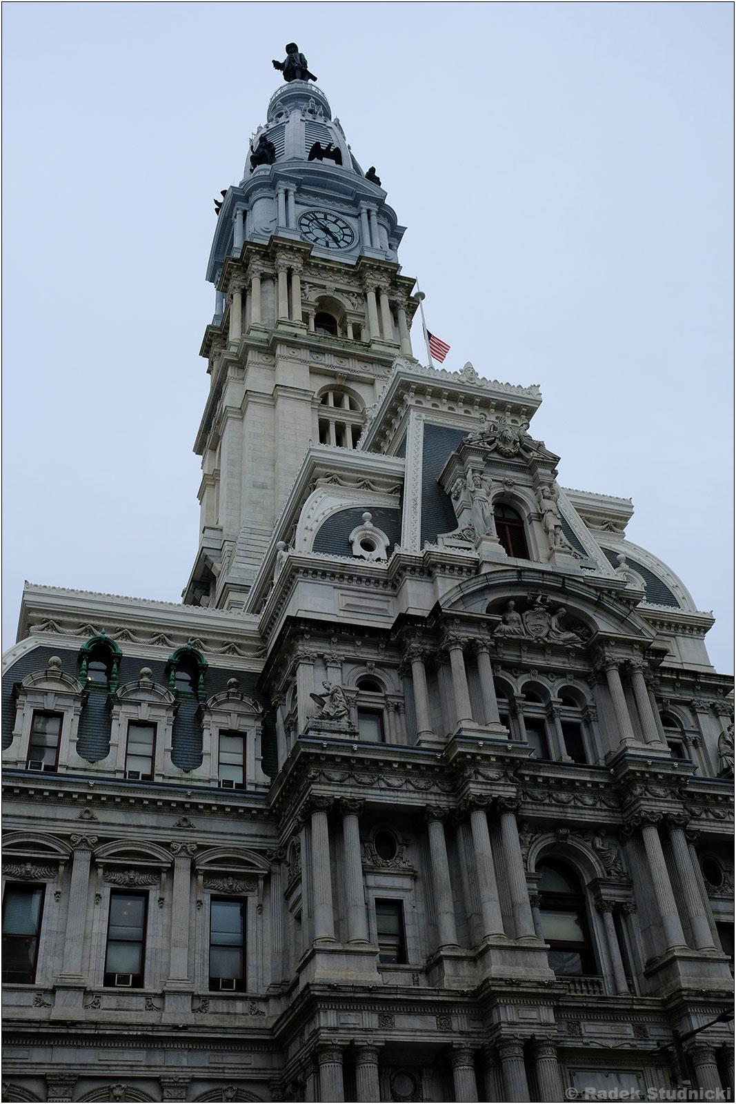 Ratusz w Filadelfii