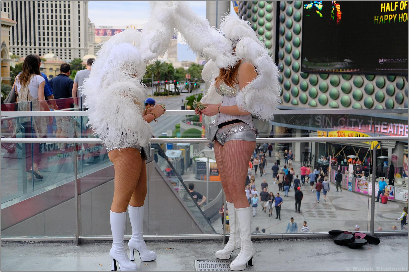 Panie w Las Vegas