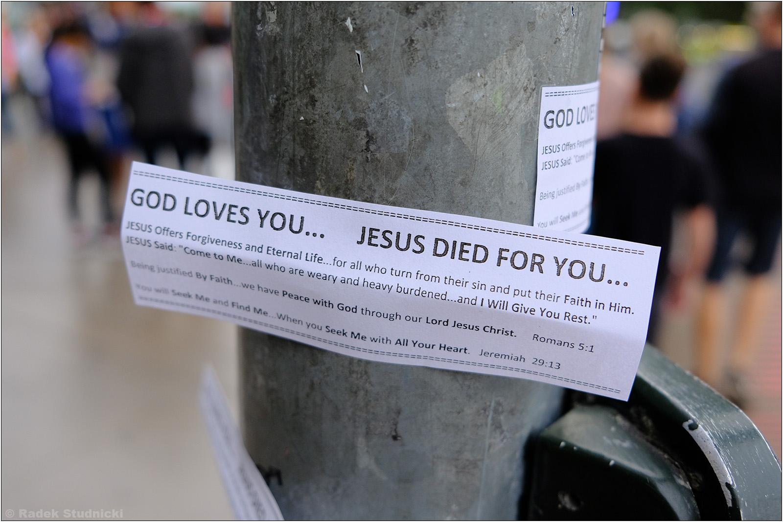 Bóg Cię kocha w Vegas