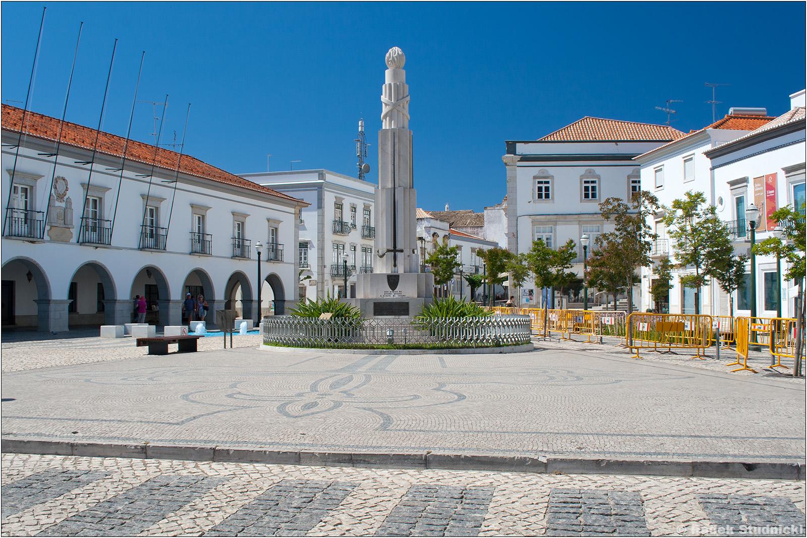 Główny plac Taviry