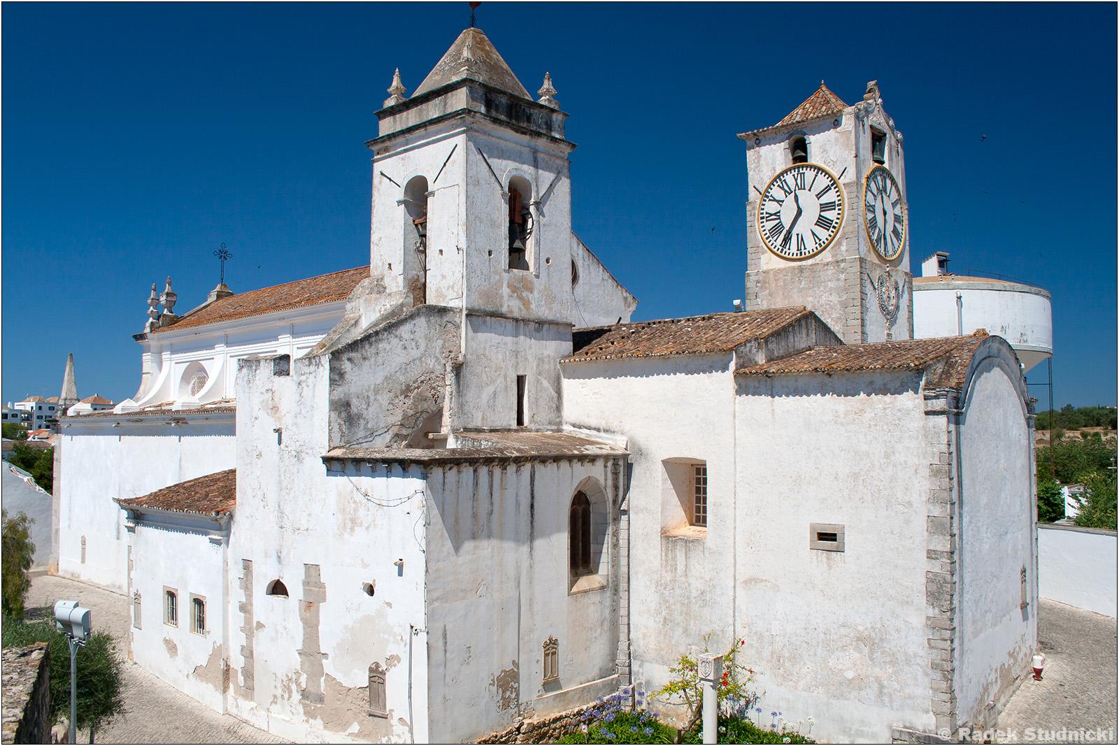 Kościół Santa Maria do Castelo