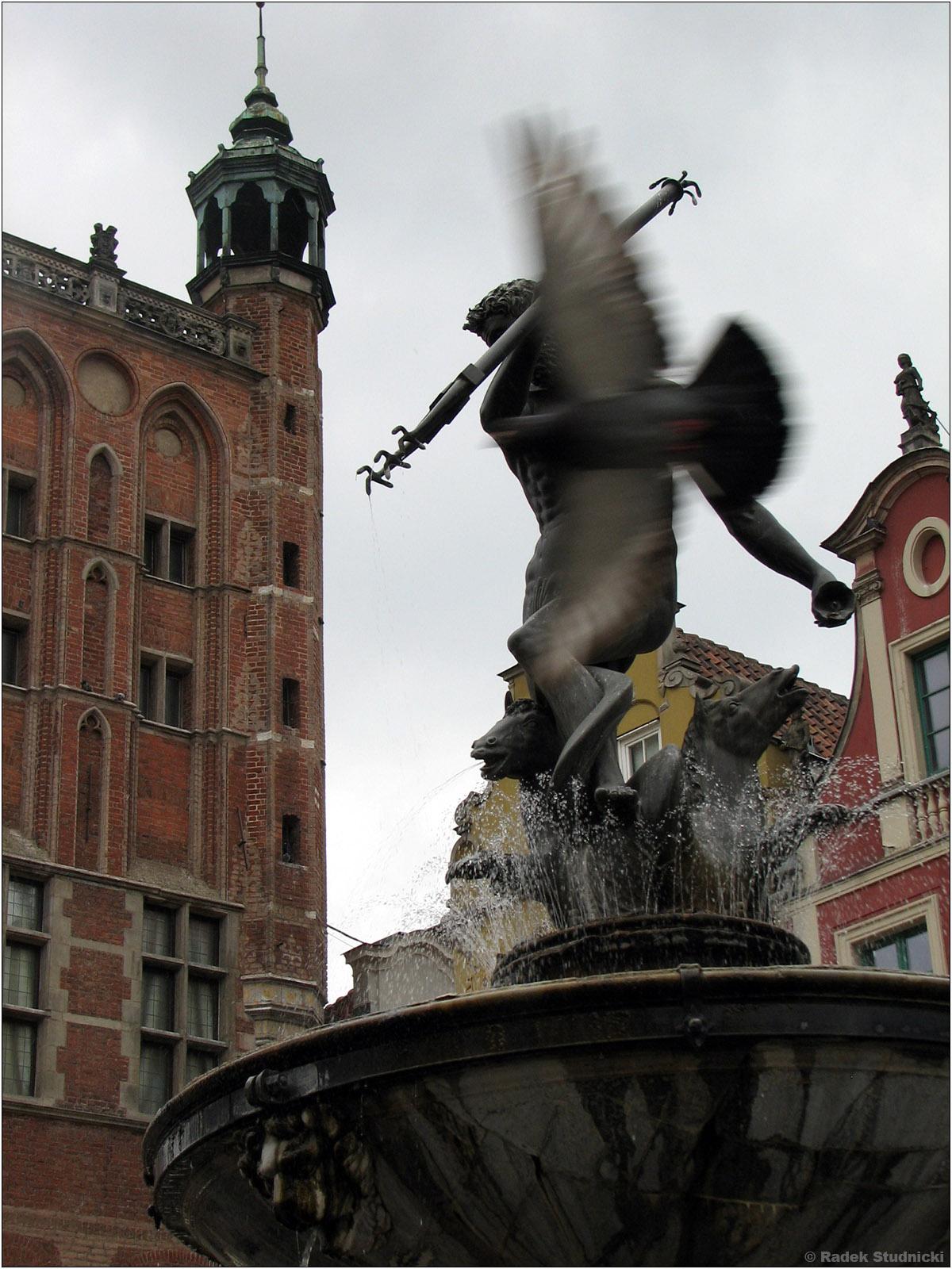 Neptun w Gdańsk