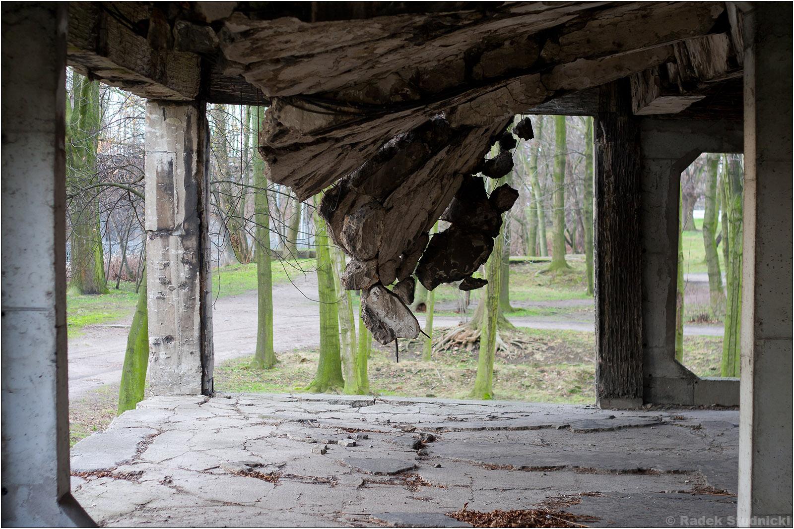 Wartownia nr 3 na Westerplatte