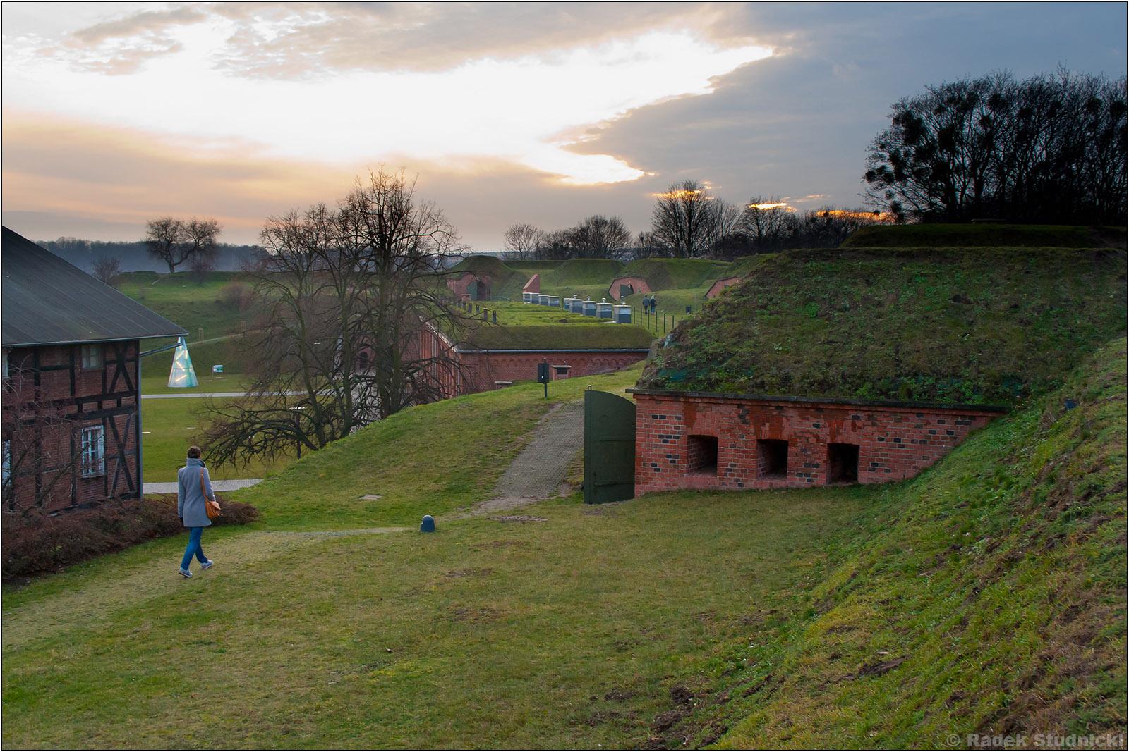 Forty Napoleona w Gdańsku