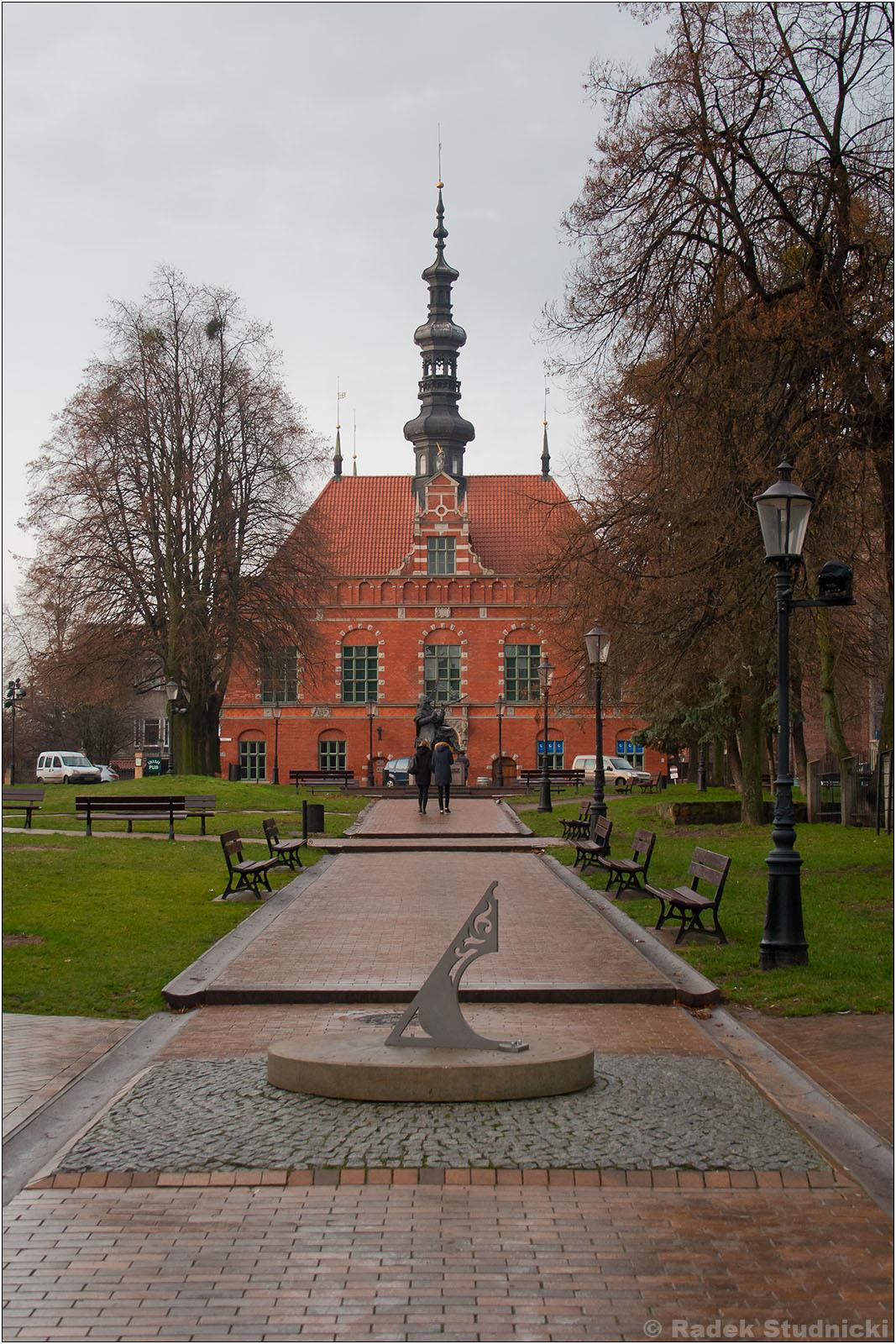 Ratusz Starego Miasta w Gdańsku