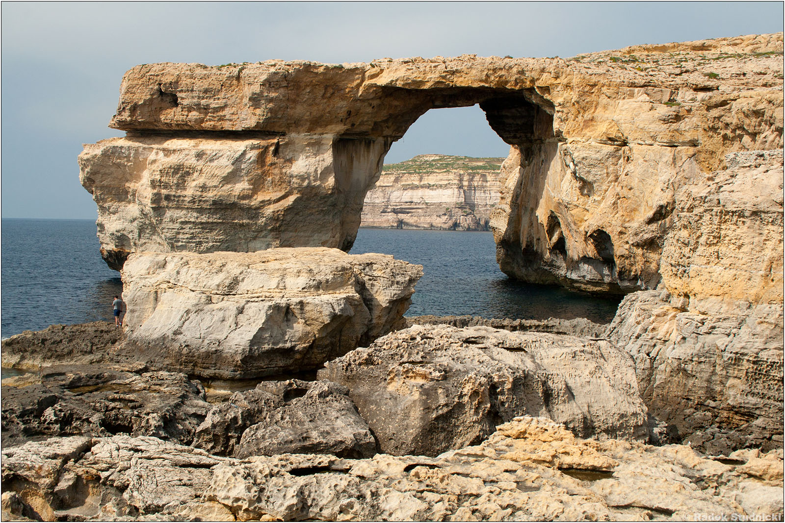 Azure Window na Gozo