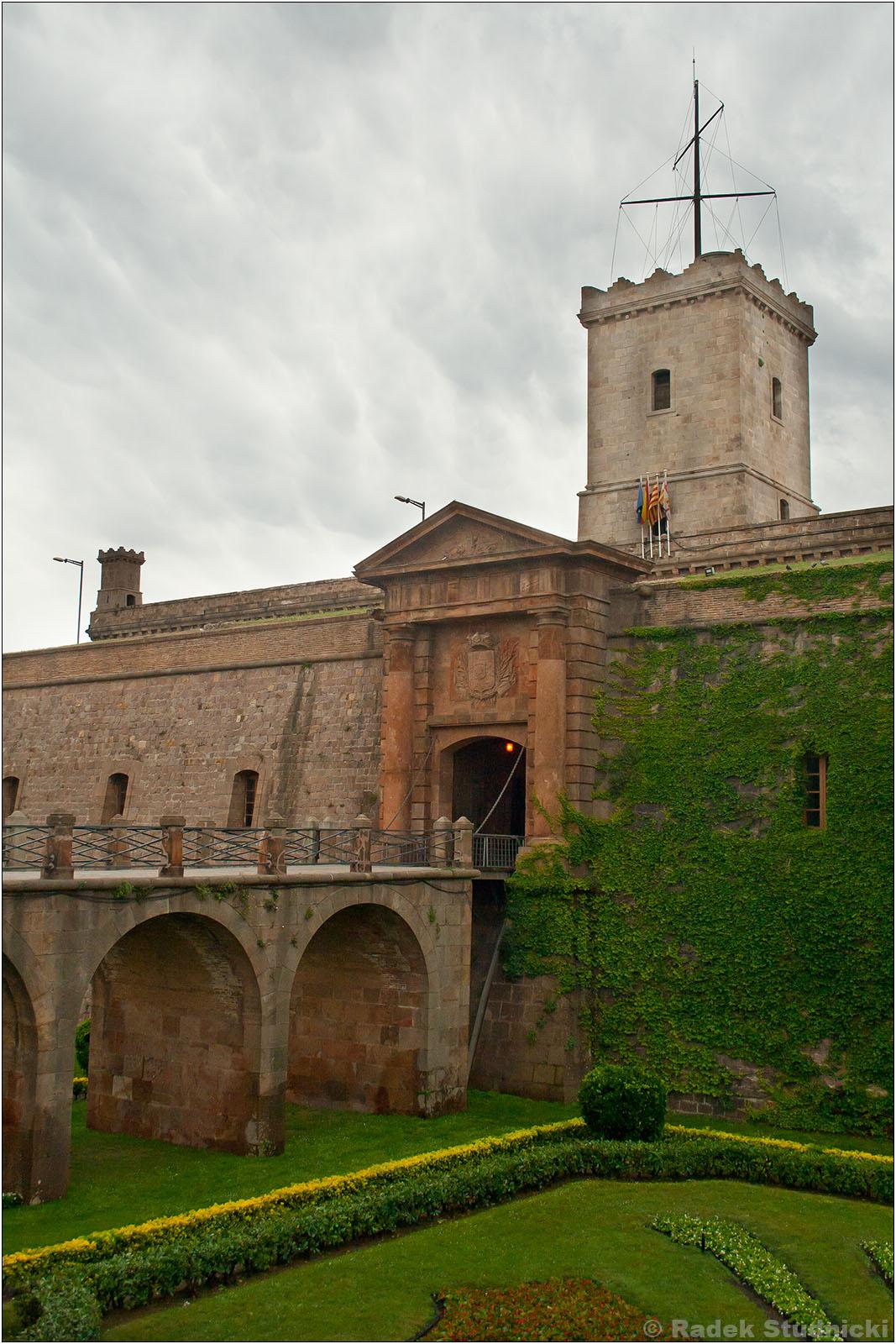 Castel Montjuic