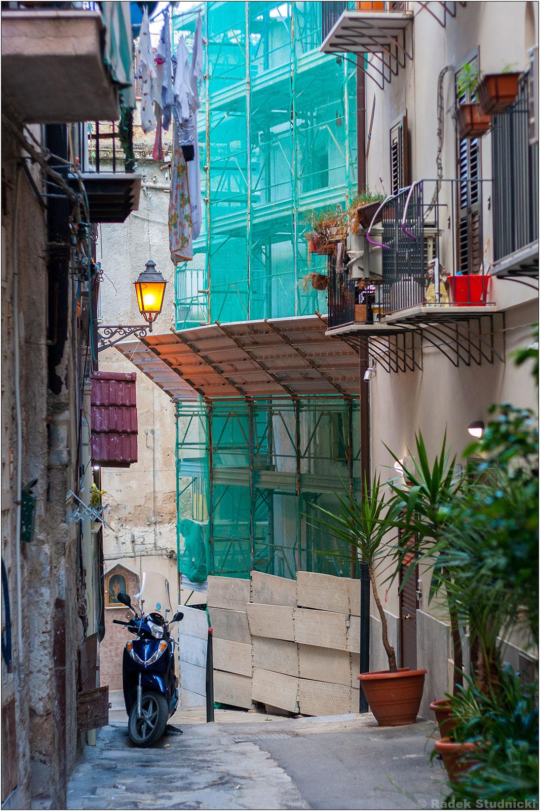 Uliczki Palermo