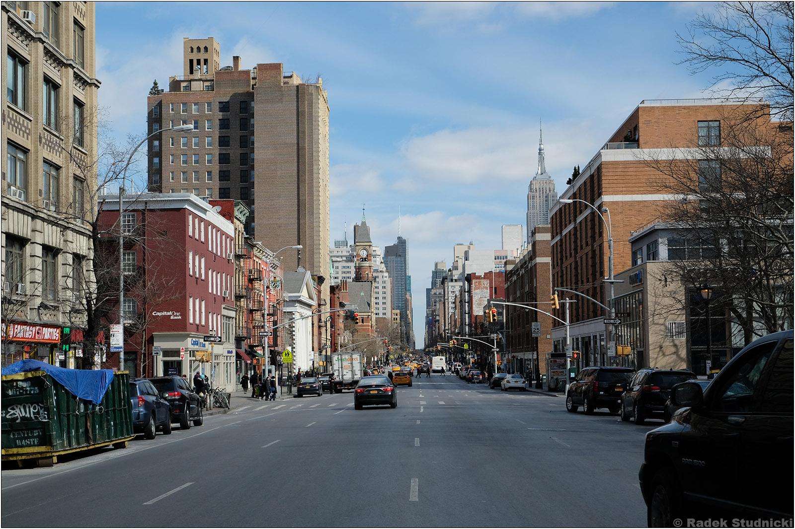 Ulice Nowego Jorku