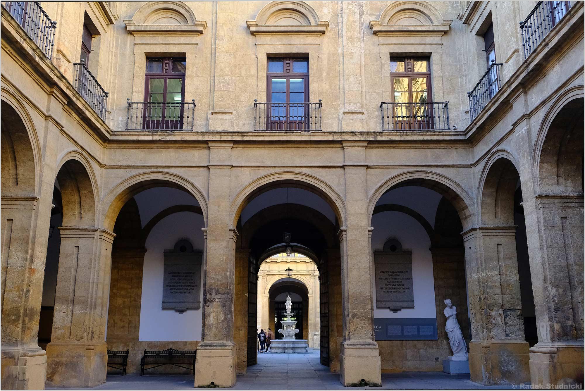 Uniwersytet w Sewilli