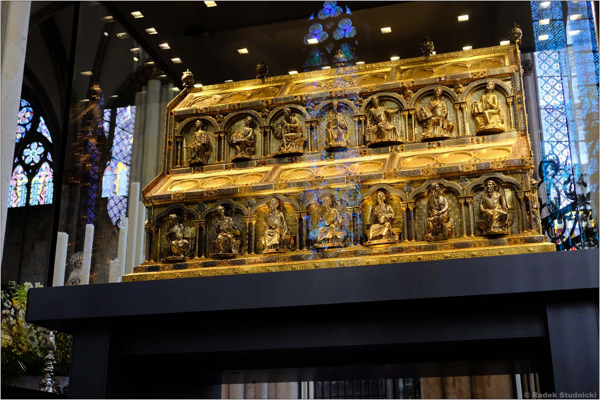 Relikwiarz Trzech Króli