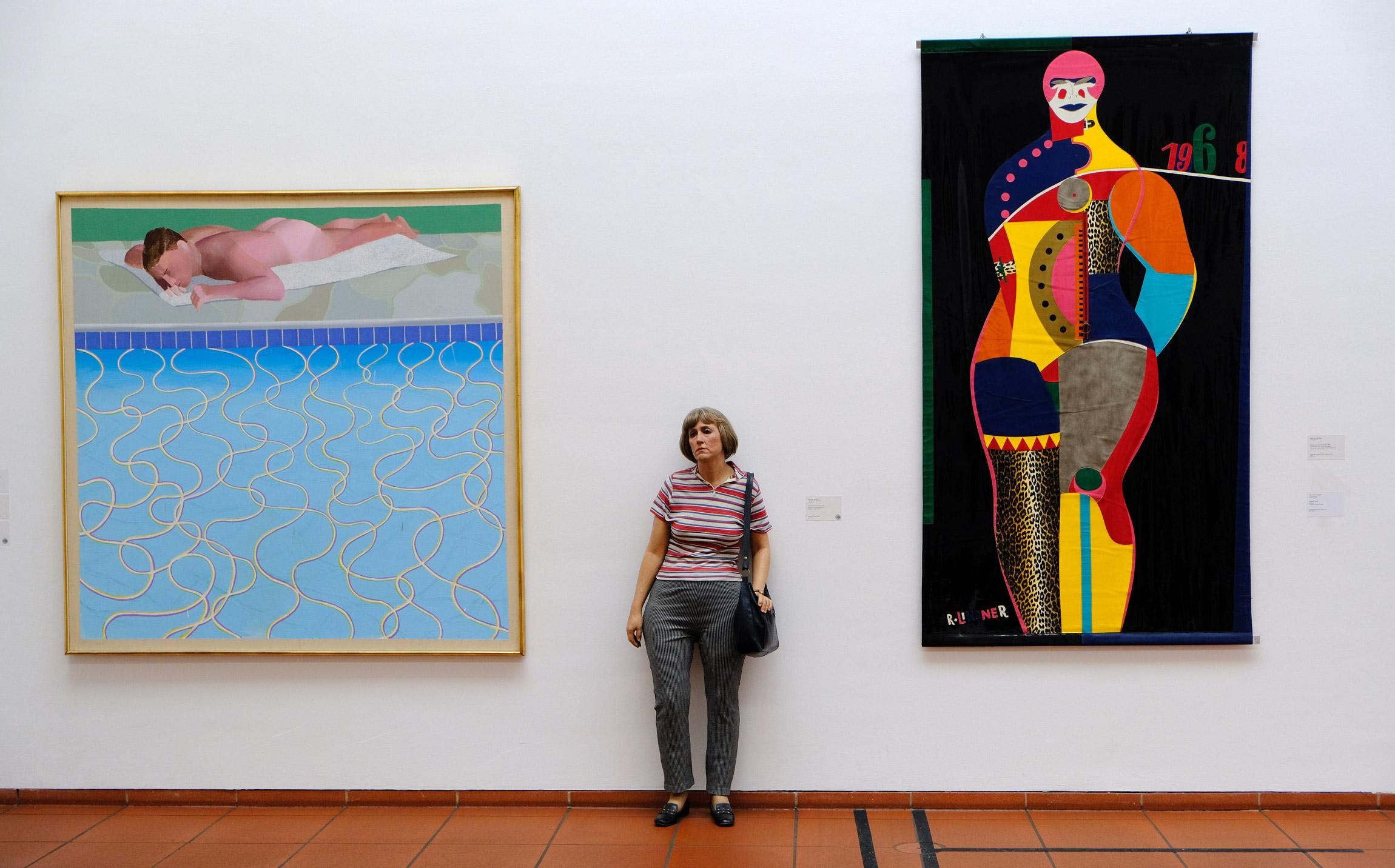 Wystawa pop artu w Muzeum Ludwig