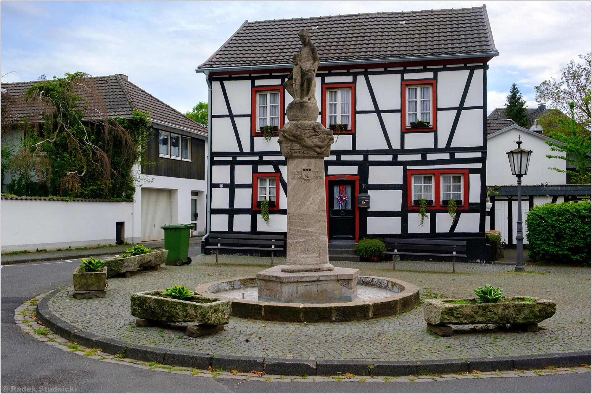 Pomnik w Bad Honnef