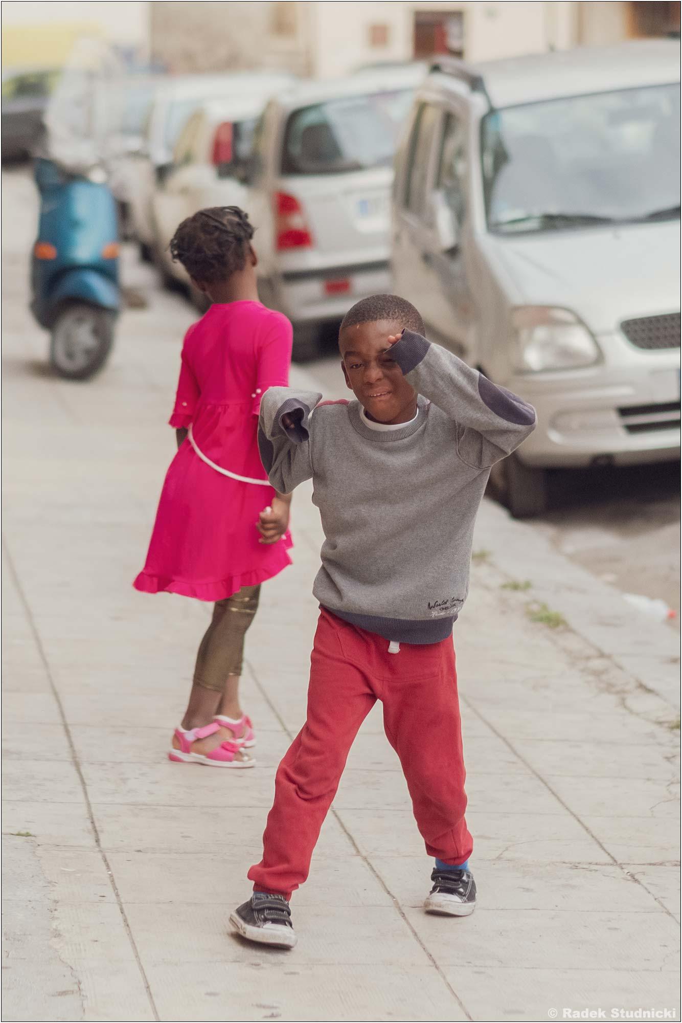 Dzieci imigrantów