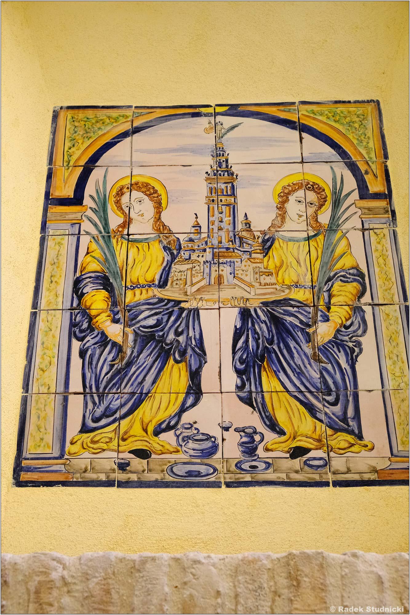 Mozaika z Giraldą