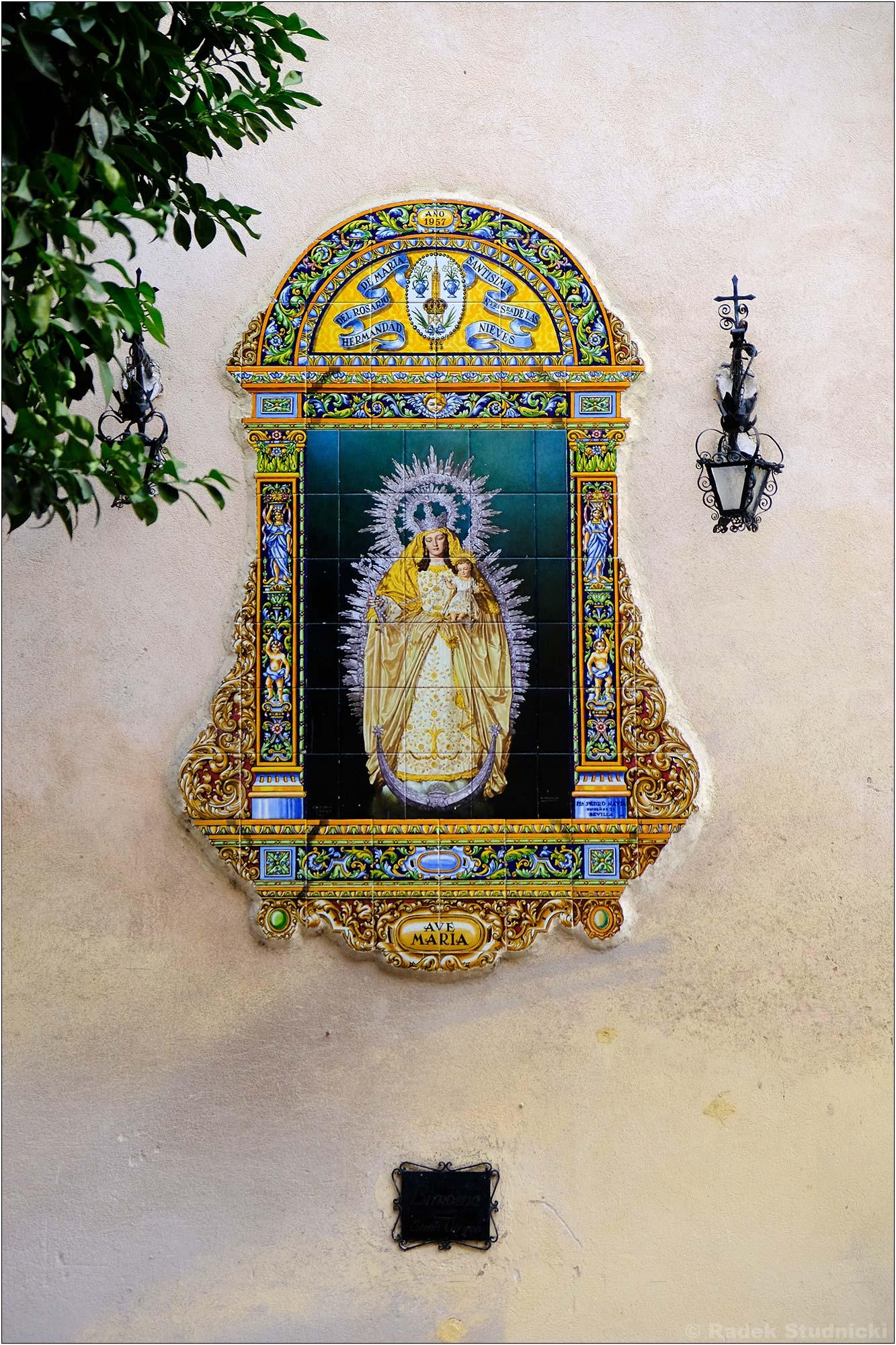 Obrazki świętych są wszędzie