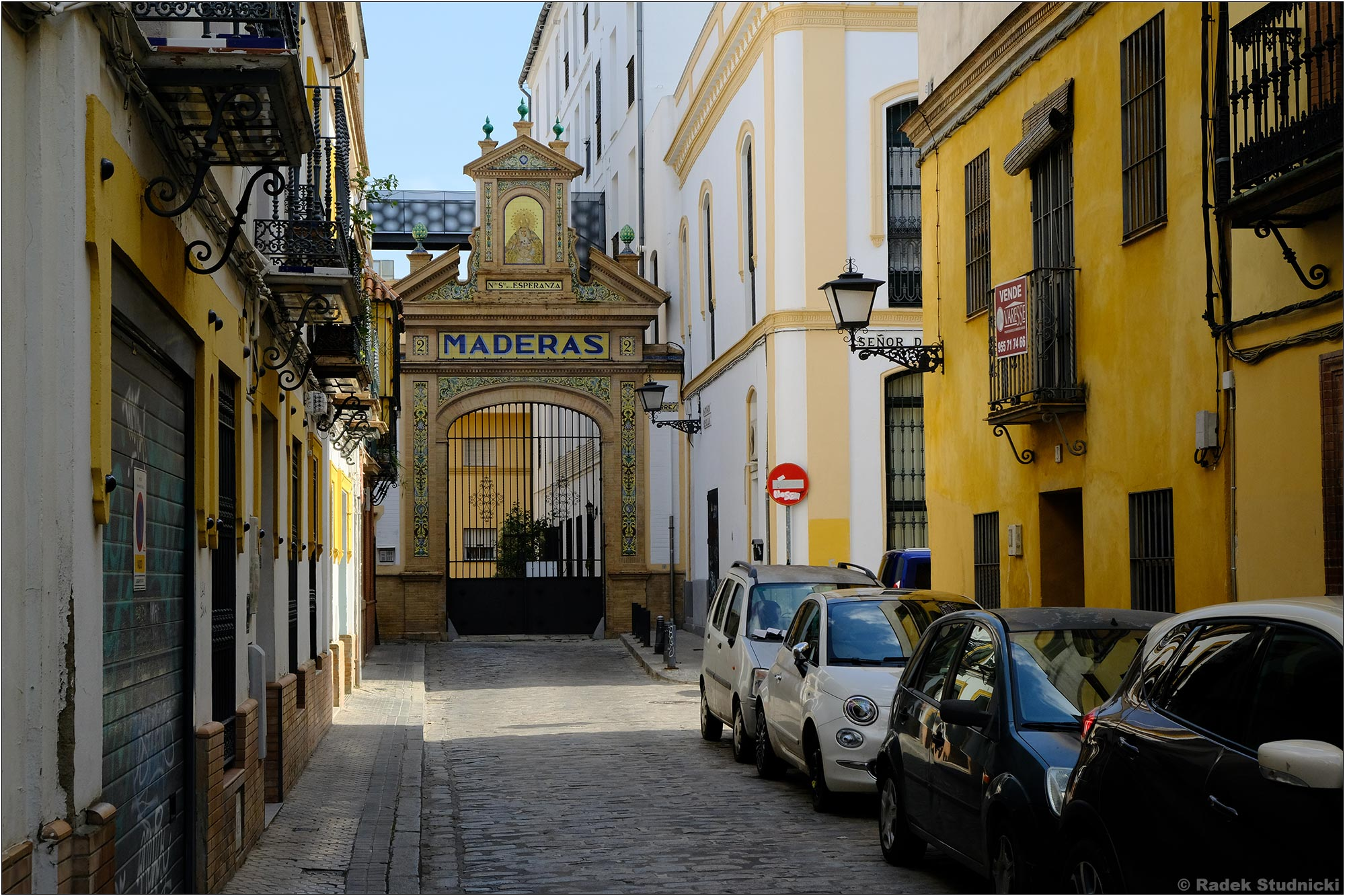 Ulice Sewilli